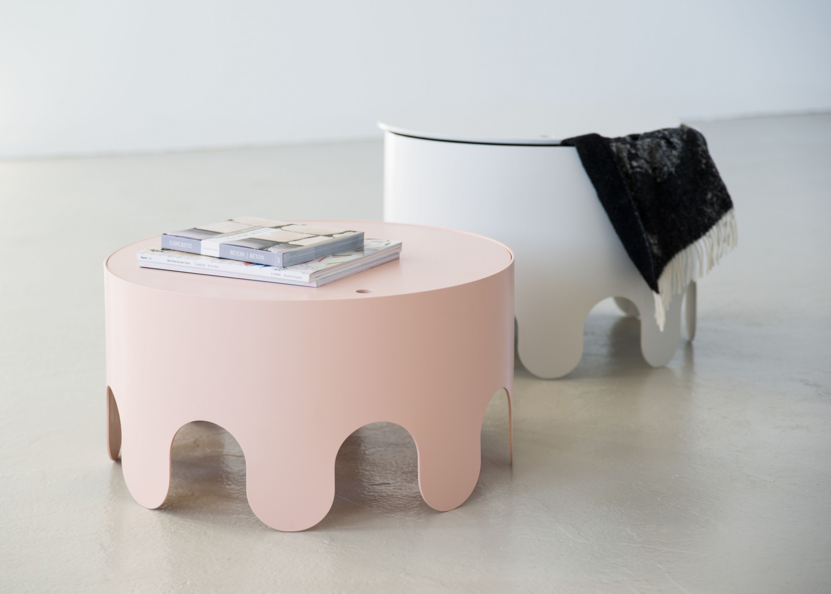 Kinzo Table by Frederik Kurzweg