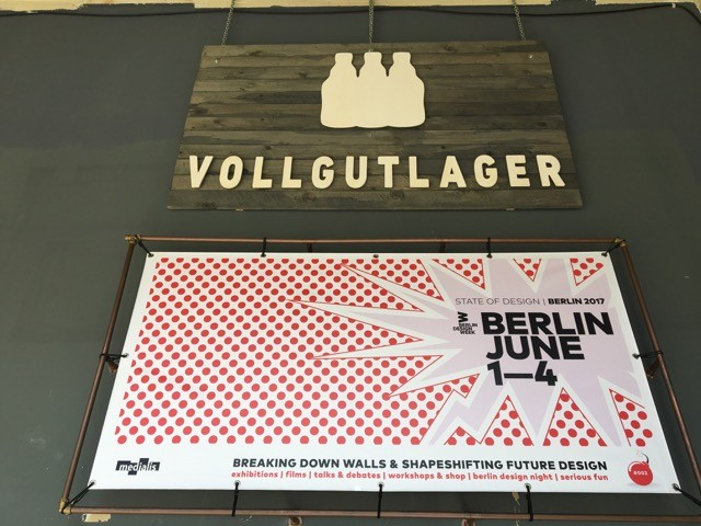 state of DESIGN BERLIN 2017 at VOLLGUTLAGER(c)Dirk van Gogh